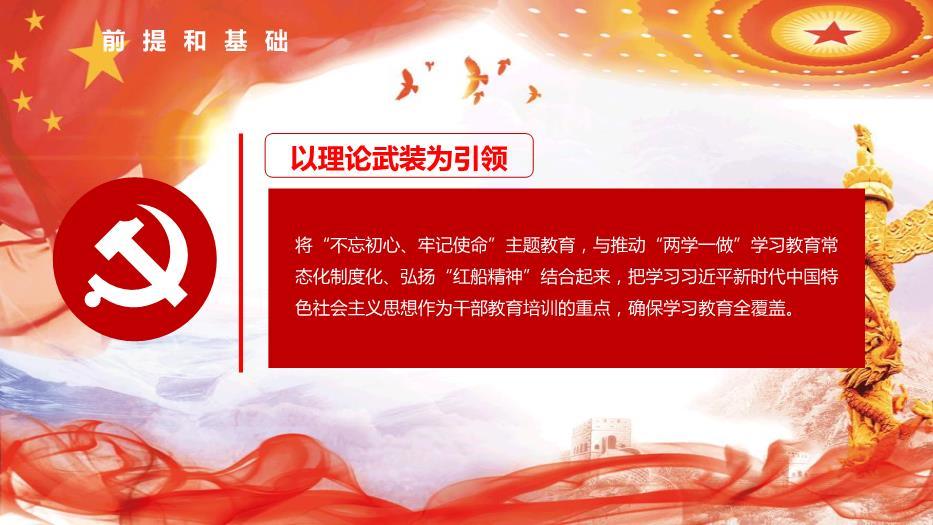 如何传承和发扬新时代中国税务精神PPT讲稿