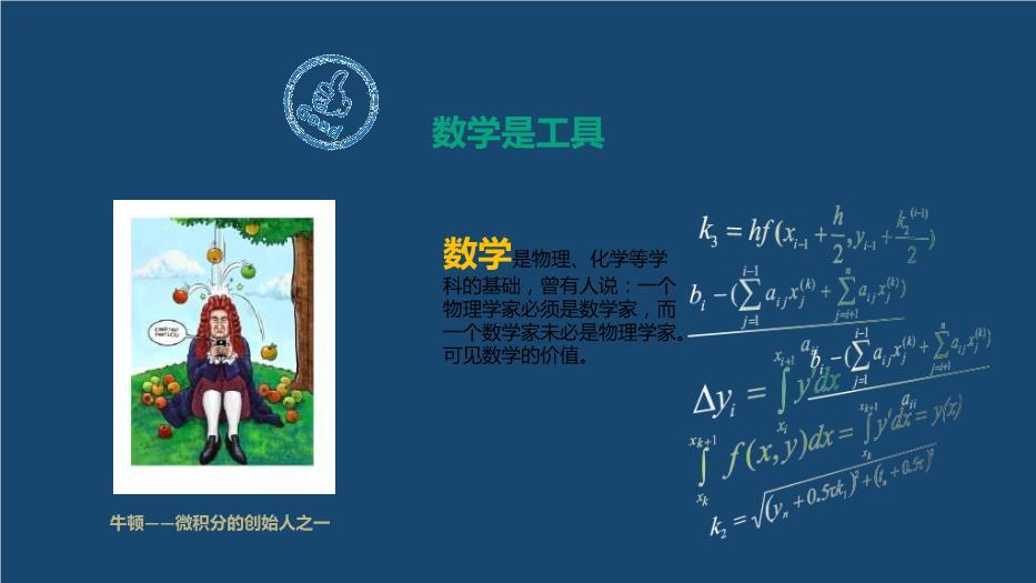 初中数学开学第一课(优)