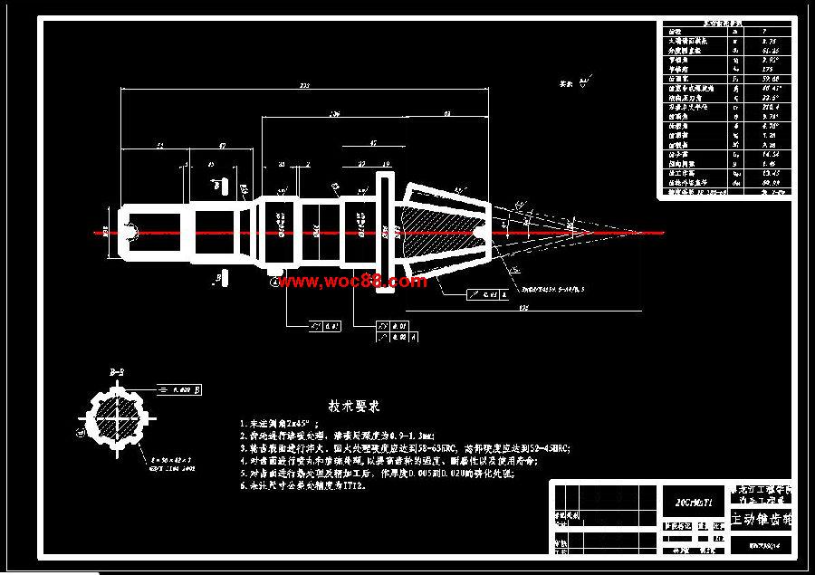 解放ca1122j电路图