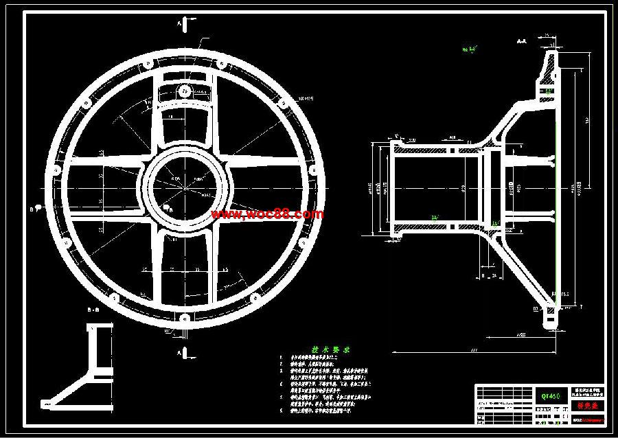 【终稿】4吨轻型载货汽车驱动桥设计【有cad图纸的哟】