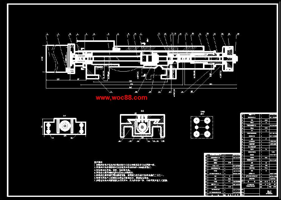 《C6160卧式车床数控化改造设计.rar》由会员分享,可在线阅读全文,更多相关《(毕业设计图纸全套)C6160卧式车床数控化改造设计(含说明书)》请在www.woc88.com上搜索。 1、轴联动加工,可由CNC系统控制或CADCAM直接或间接控制[]。智能化、开放式、网络化成为当代数控系统发展的主要趋势世纪的数控装备将是具有一定智能化的系统,智能化的内容包括在数控系统中的各个方面:为追求加工效率和加工质量方面的智能化,如加工过程的自适应控制,工艺参数自动生成为提高驱动性能及使用连接方便的智能化,如前馈
