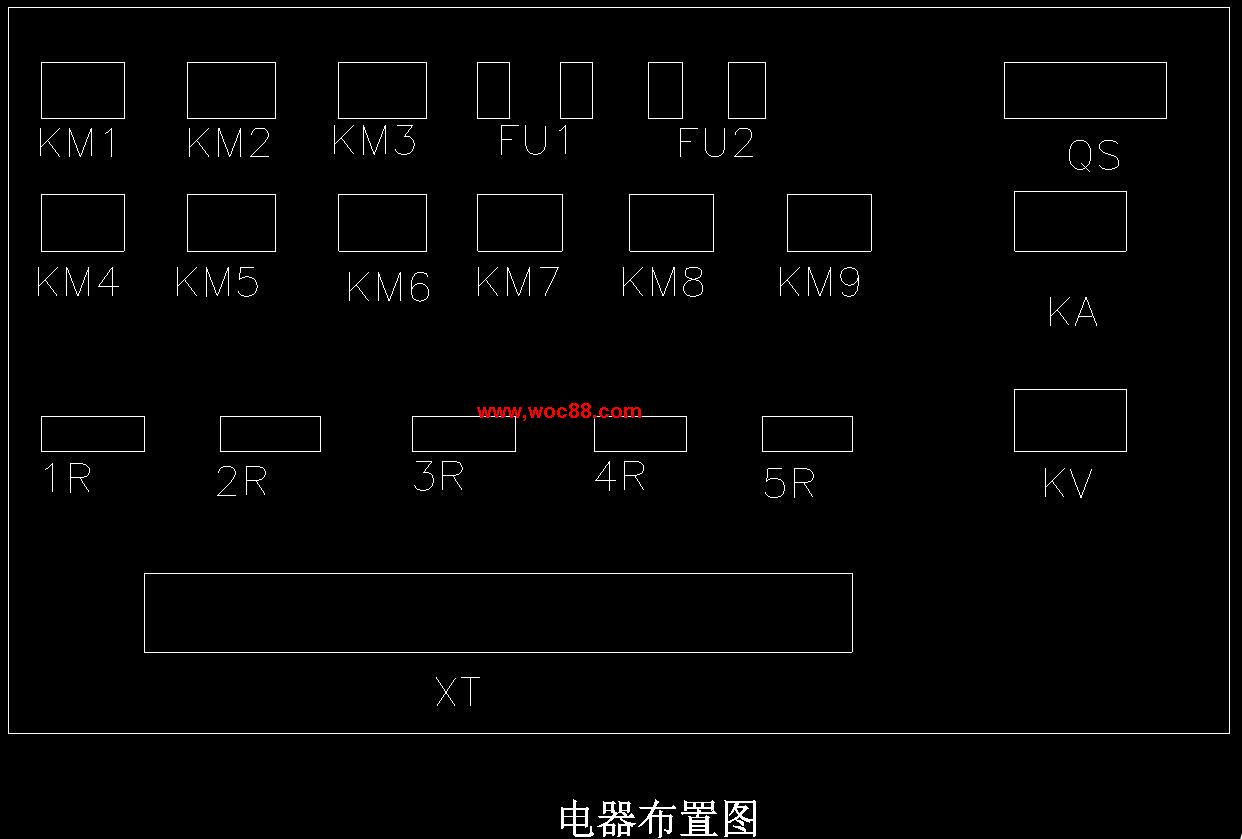 《全套设计_205t桥式起重机控制线路设计.rar》由会员分享,可在线阅读全文,更多相关《(独家原创)205t桥式起重机控制线路设计(全套CAD图纸完整版)》请在www.woc88.com上搜索。  1、使用过程中结合设备运行情况不断摸索修正。否则,由于某参数设置不合理,也可能使变频器工作不正常或造成电机过热等未能预想的异常情况发生而损坏电气设备。运行环境由于变频器应用与桥抓上,工作环境差。如粉尘多,振动大,雨天空气潮湿等。因此,运行中应注意变频器的紧固与防潮以确保变频器的安全运行。第三章t桥式起重机电气
