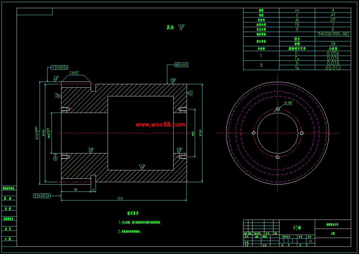 《冲床自动送料机构的设计.rar》由会员分享,可在线阅读全文,更多相关《(图纸+论文)冲床自动送料机构的设计(全套完整)》请在www.woc88.com上搜索。以下为随机截取简介,内容不分先后: 1、中,具有十分重要的地位。冲压件重量轻、厚度薄、刚度好。它的尺寸公差是由模具保证的,所以质量稳定,一般不需再经机械切削即可使用。冷冲压件的金属组织与力学性能优于原始坯料,表面光滑美观。冷冲压件的公差等级和表面状态优于热冲压件。大批量的中、小型零件冲压生产一般是采用复合模或多工位的连续模。以现代高速多工位压力机