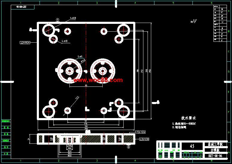 (定稿)毕业设计_玩具双联齿轮模具设计及型腔仿真加工设计(有cad图纸