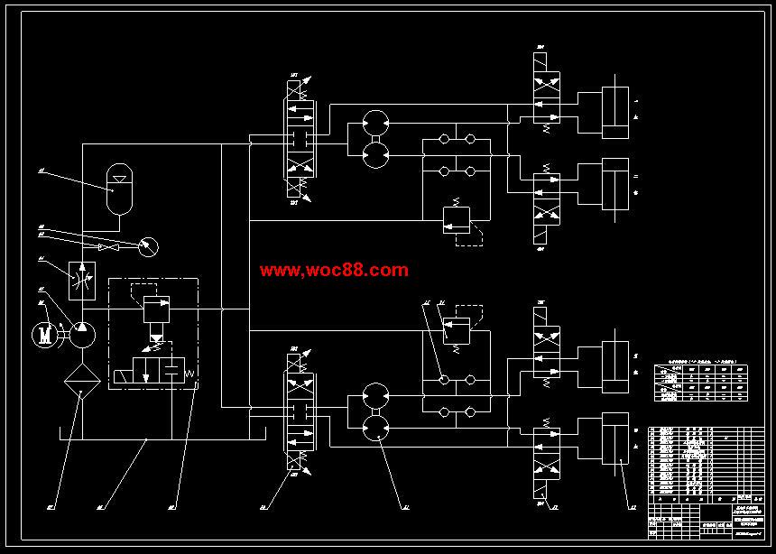 《液壓式四輪轉向汽車液壓系統設計.rar》由會員分享,可在線閱讀全文,更多相關《【全套AutoCad圖紙】液壓式四輪轉向汽車液壓系統設計【含論文】》請在www.woc88.com上搜索。 1、向中心。前后輪距由上式可以得出當內輪轉為時,外輪轉角()四輪轉向汽車車輪運動學分析如圖所示,如果。 2、動學分析對比前輪轉向汽車車輪運動學分析圖 前輪轉向示意圖如圖它具有靈活、精確、可靠性好、體積小、。 3、O到車輛的縱向對稱面的距離為R,稱為車輛轉彎半徑。如圖中所示,輪式車輛轉向時內外導向輪對于車輛本。 4、示,輪