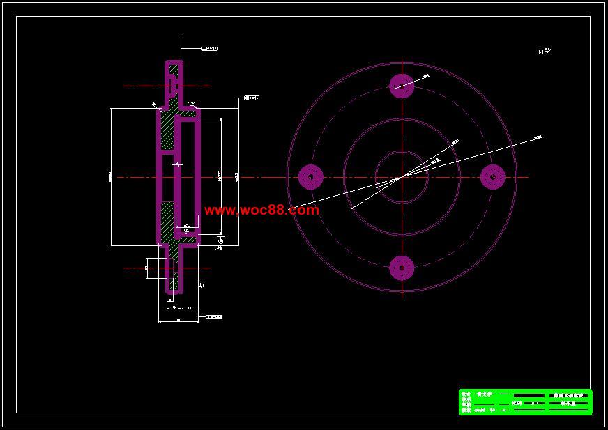 (答辩稿)数控铣床z轴进给系统设计(cad图纸 doc论文)