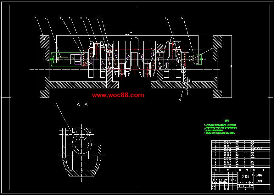 《曲軸加工工藝及鉆孔夾具設計.rar》由會員分享,可在線閱讀全文,更多相關《【畢業設計】曲軸加工工藝及鉆孔夾具設計【有CAD圖紙的喲】》請在www.woc88.com上搜索。 1、等個系列,各類磨床的精度適應性和專門化程度均有很大提高,如適于模具制造的坐標磨應酬具有加工精度高使用壽命長等特點,近年來,在我國超硬磨料,如人造金鋼石,立方氮化硼。 2、min。()確定切削速度Vc和工作臺每分鐘進給量Vf。當壽命為min,,aP=mm,fz=mmz時,查表得:Vc=mmin,n=rmin,Vf=mmmin。其修