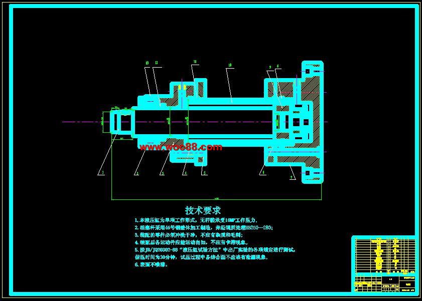 《双面铣床液压系统设计.rar》由会员分享,可在线阅读全文,更多相关《(全套资料)双面铣床液压系统设计(含图纸论文)》请在www.woc88.com上搜索。  1、渔等许多部门得到愈来愈广泛的应用,而且愈先进的设备,其应用液压系统的部分就愈多。所以像我们这样的大学生学习和。 2、上主要是对液压缸,液压系统的设计,其中主要是对液压系统的设计,以保证工作的精度和质量要求。关键词 切削液压传。 3、参数及元件选择确定系统工作压力执行元件控制方案拟定确定执行元件的主要参数确定液压泵的工作压力和流量计算控制阀。 4