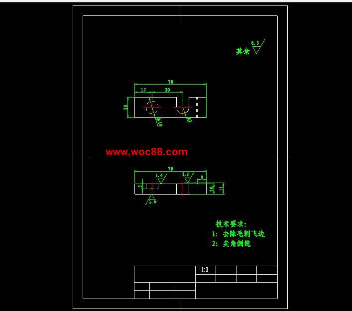 (托盘)模版输送机v托盘(有CAD图纸的哟)(定稿2cad是圆什么中的快捷键绘图片