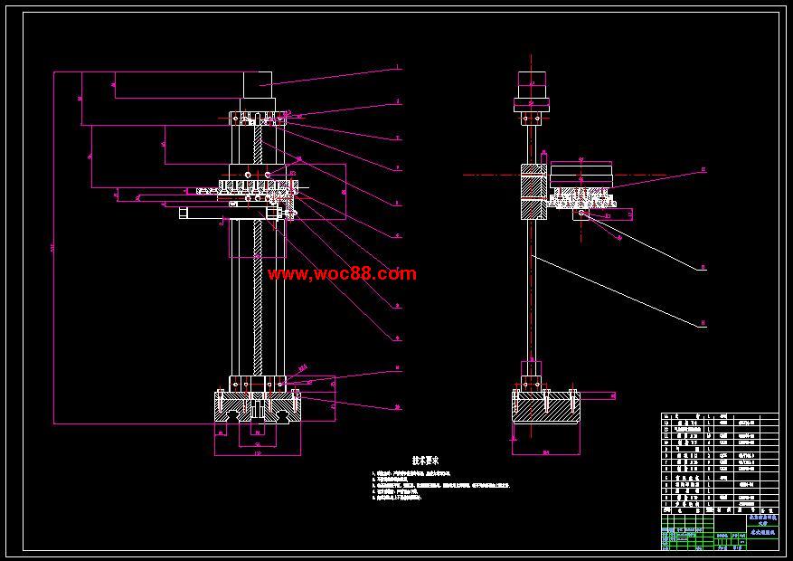 (定稿)立体仓库及巷式起重机的设计plc程序控制设计(有cad图纸的哟)