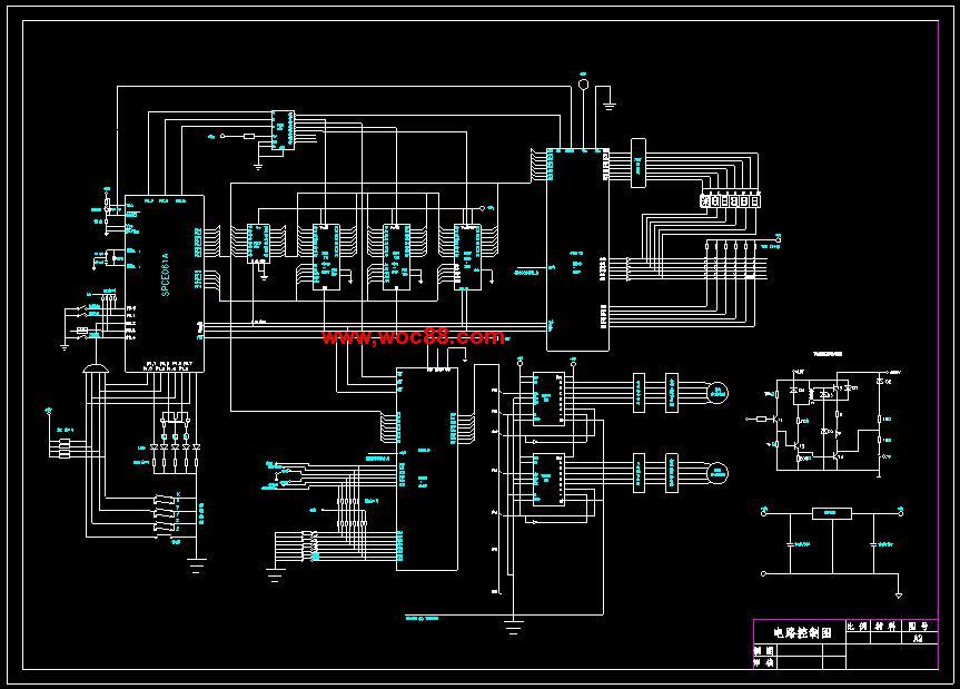 数控机床工作原理:数控机床加工零件时