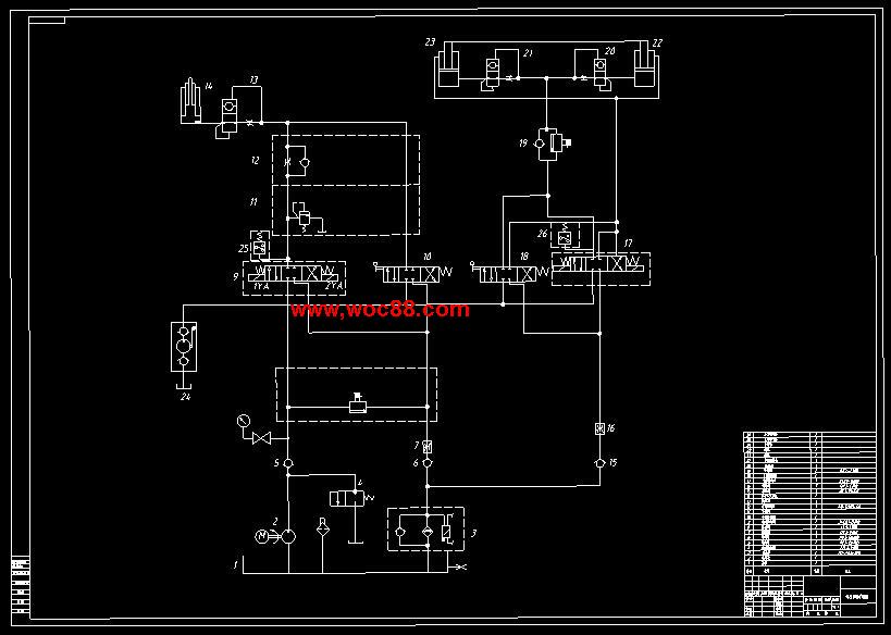 液压升降机升降平台 车载式液压升降台毕业设计图片