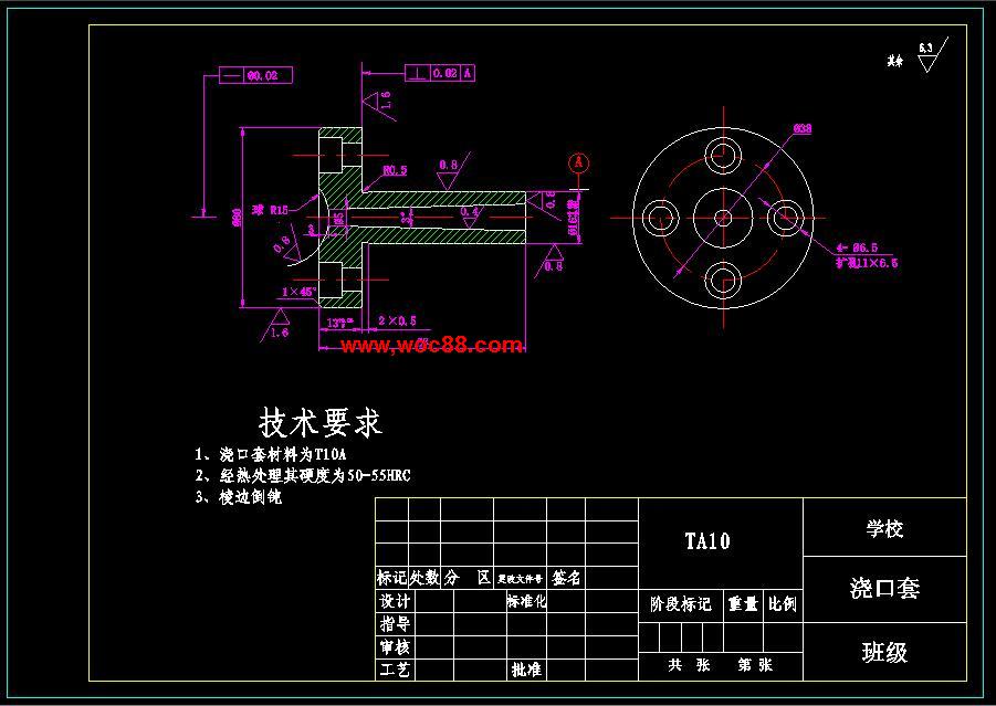 《ETC節流閥壓鑄模具結構設計.rar》由會員分享,可在線閱讀全文,更多相關《(定稿)ETC節流閥壓鑄模具結構設計(全套下載)》請在www.woc88.com上搜索。 1、容易卷入空氣和氧化夾渣。)設置中心澆口時模具結構較復雜。壓鑄機選用根據鎖模力選用壓鑄機是一種傳統并被廣泛采用的選壓鑄機的方法,但還是不足。計算壓鑄機所需的鎖模力根據鑄件結構特征、合金及技術要求選用合適的比壓,結合模具結構的考慮,估算投影面積,按公式()求得脹型力后乘以安全系數K(一般K取),便得到壓鑄該壓鑄件所壓鑄機的鎖模力。()式中壓