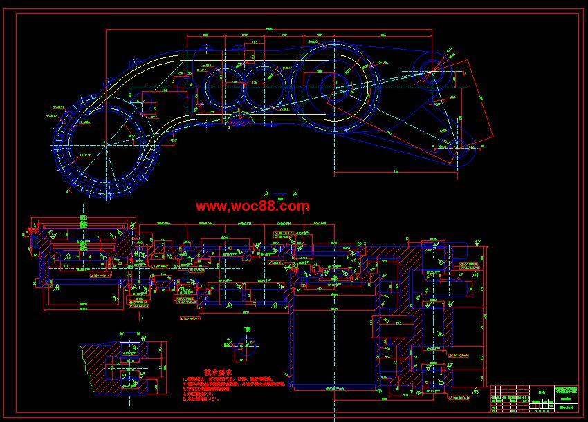 采煤机plc控制电路接线图