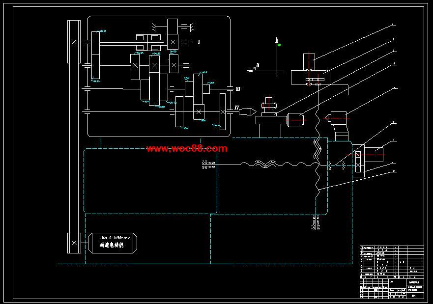 【终稿】毕业设计_任务098Φ320mm的数控车床总体设计