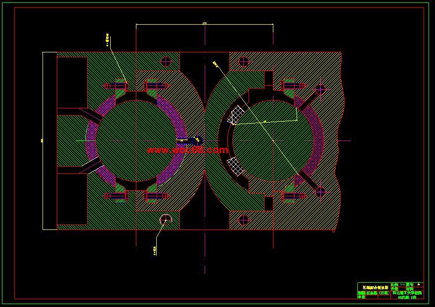 【完稿】二辊小型辊板带轧钢机设计【最终稿】