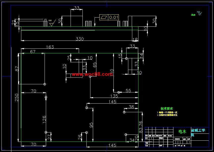 【全套设计】笔记本电脑主板装配线输送带及其主要夹具的设计【cad