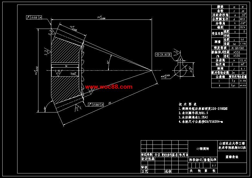 【终稿】柠条联合收割机切割及拨禾装置的设计【cad图纸全套终稿】