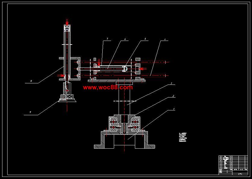 机械手plc自动控制系统的设计毕业设计开题报告